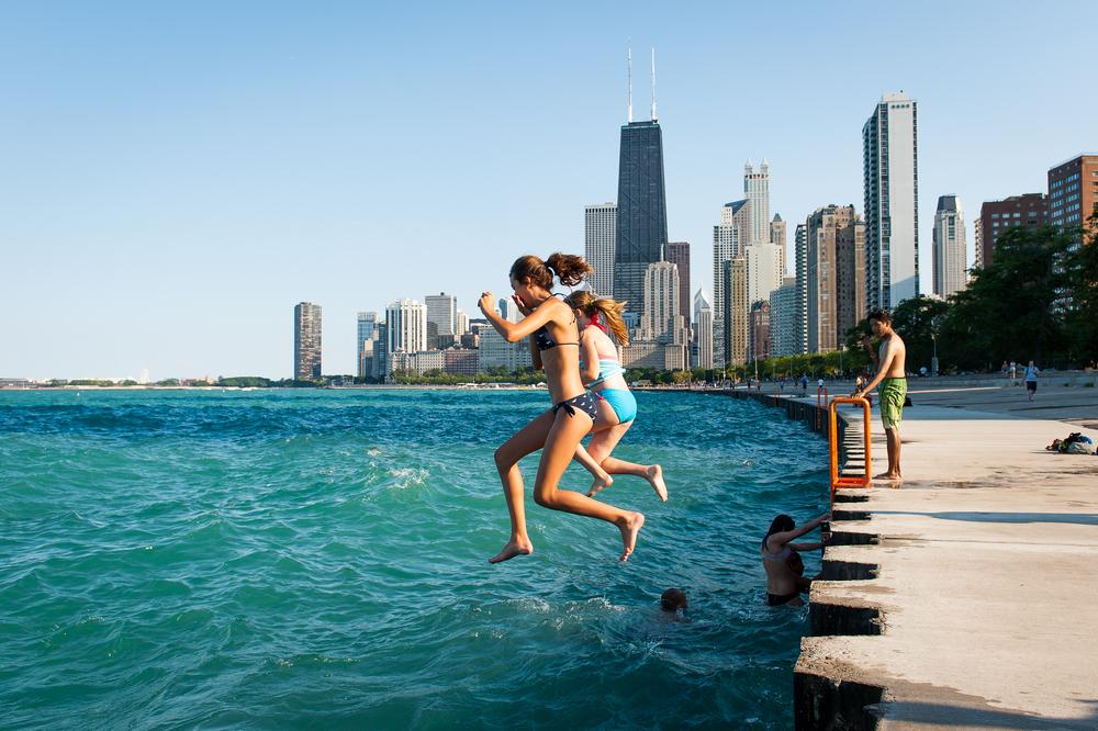summer in chicago