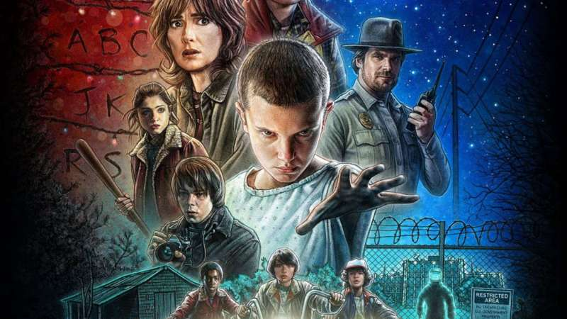 Stranger Things Christmas and Holiday Gifts