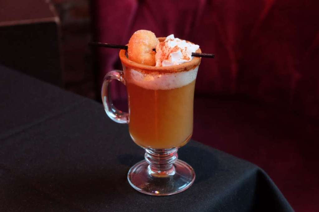 fall cocktails chicago