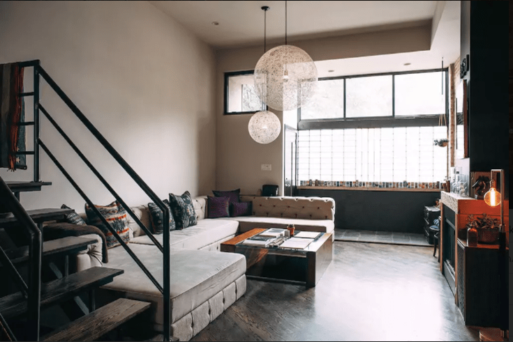 Chicago Staycation – Artist Loft airbnb