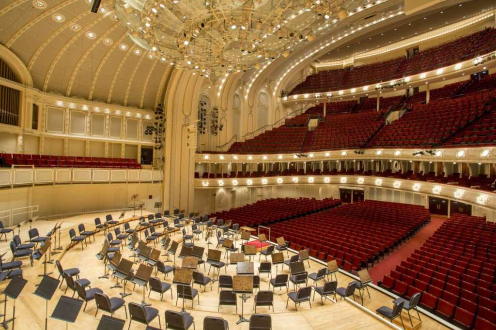Photo Credit: Todd Rosenberg for Chicago Symphony Orchestra