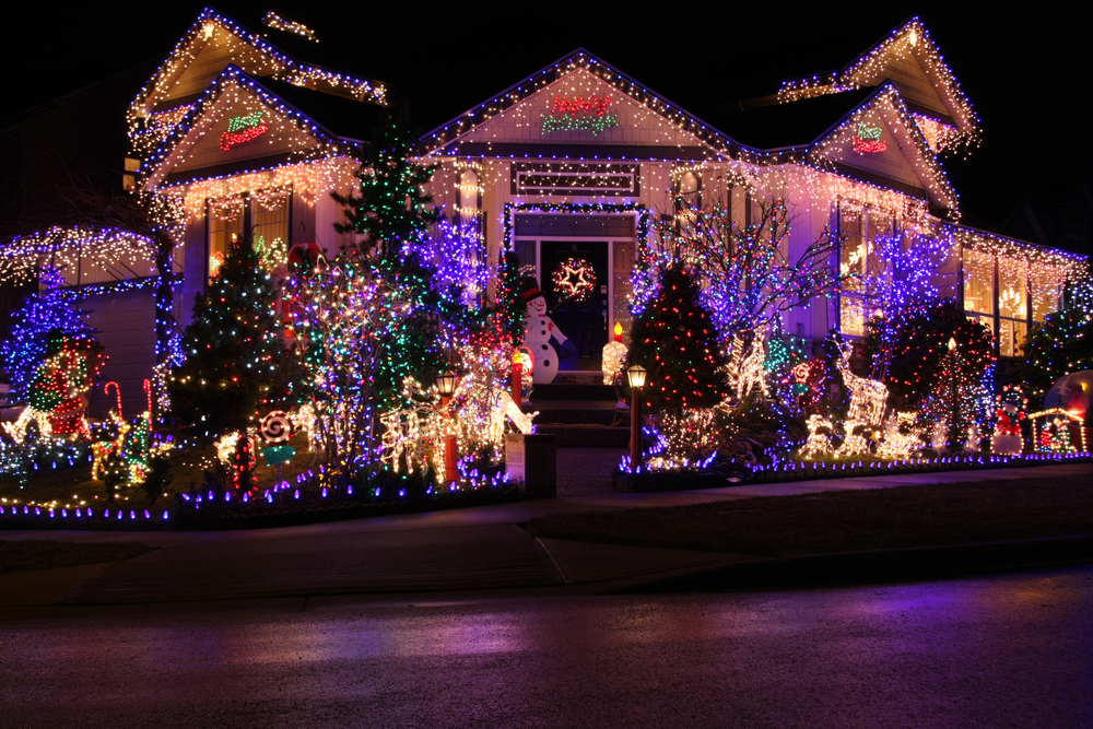 christmas decorations chicago - Best Christmas Home Decorations