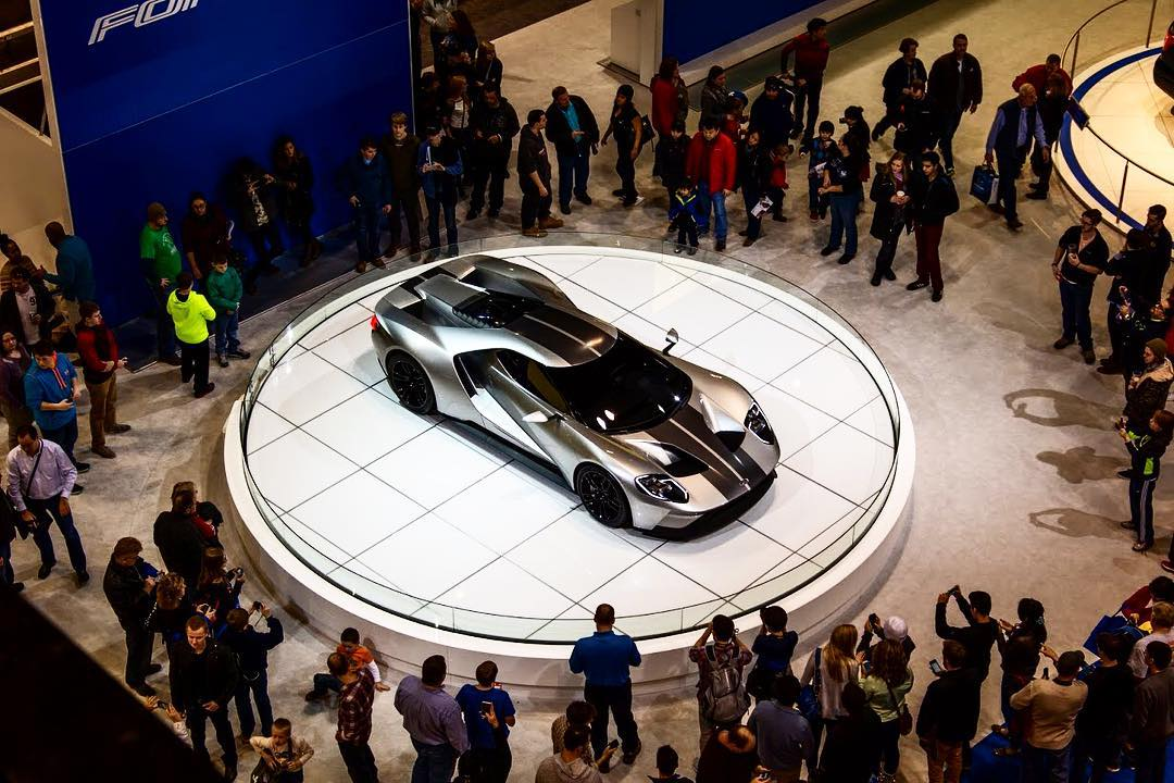 Get To Know The Chicago Auto Show UrbanMatter - Car show chicago today