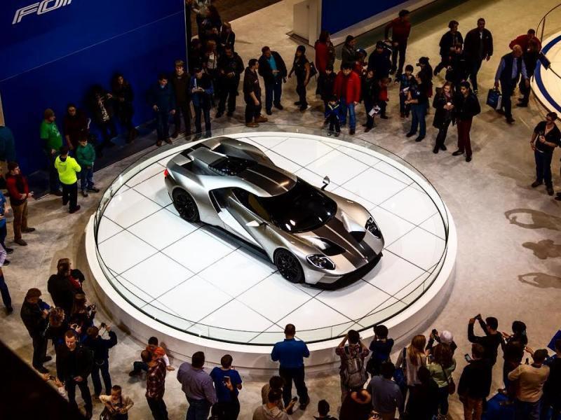 Chicago Auto Show 2018