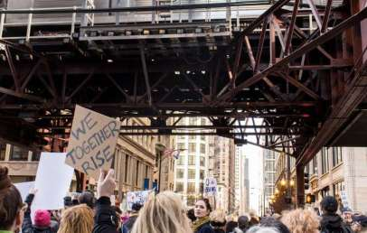 Chicago Women's March