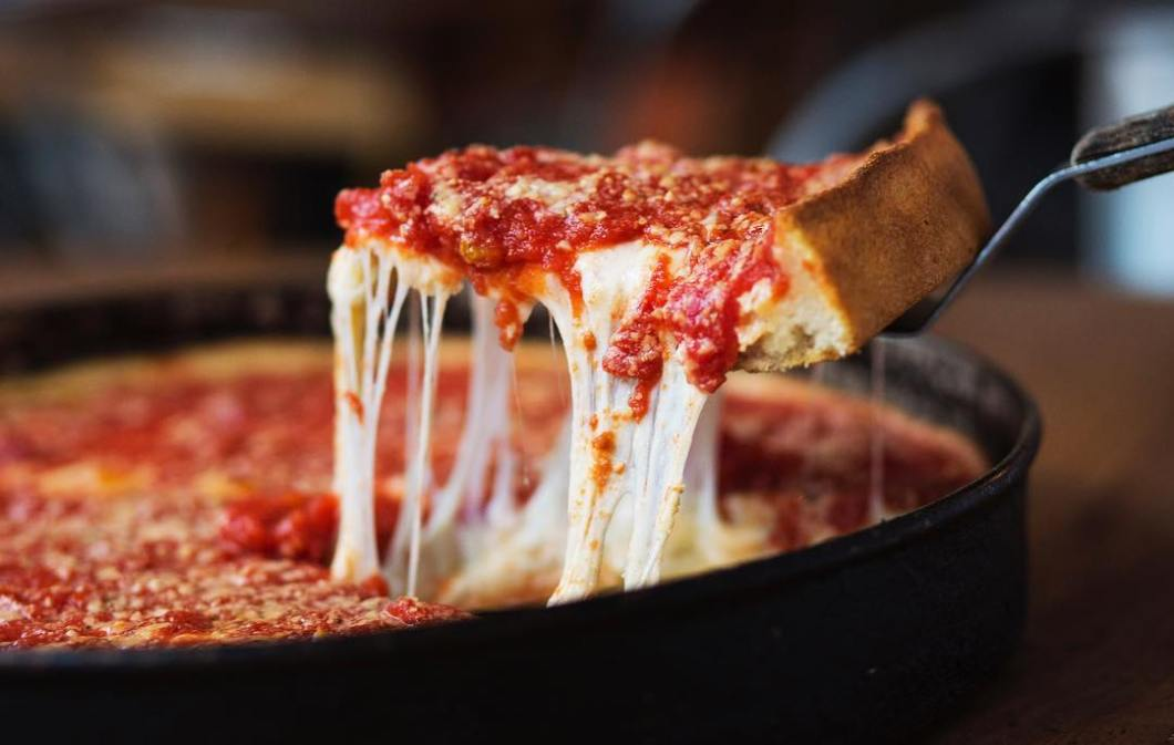 Best Pizza Places Chicago