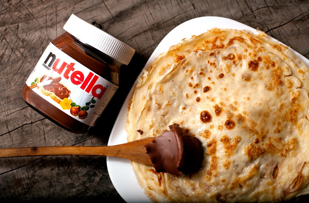 Best Nutella Dishes