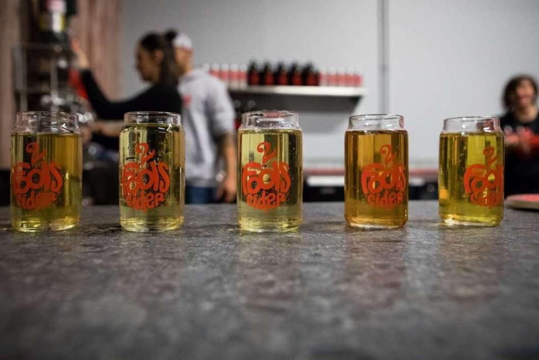 2 Fools Cider