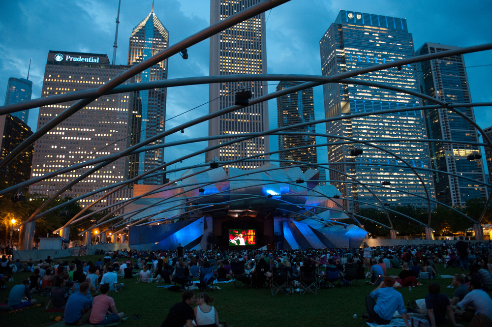 Outdoor Movies Chicago