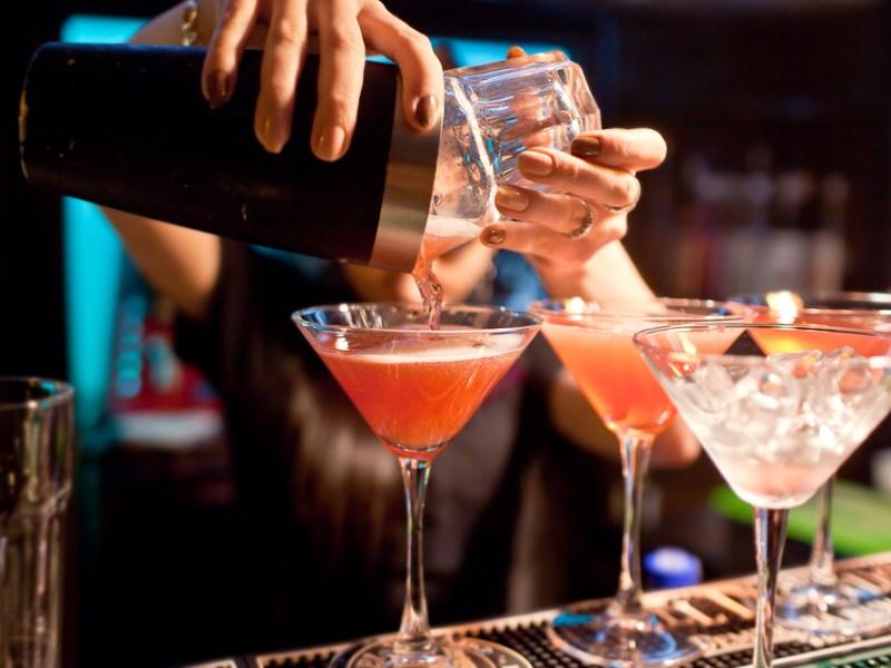Lady Bartenders