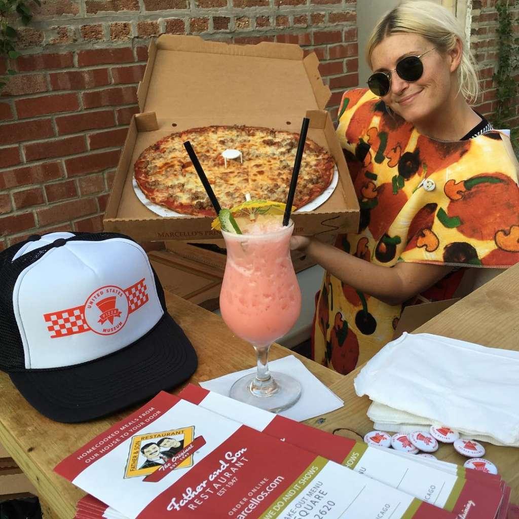 U.S. Pizza Museum
