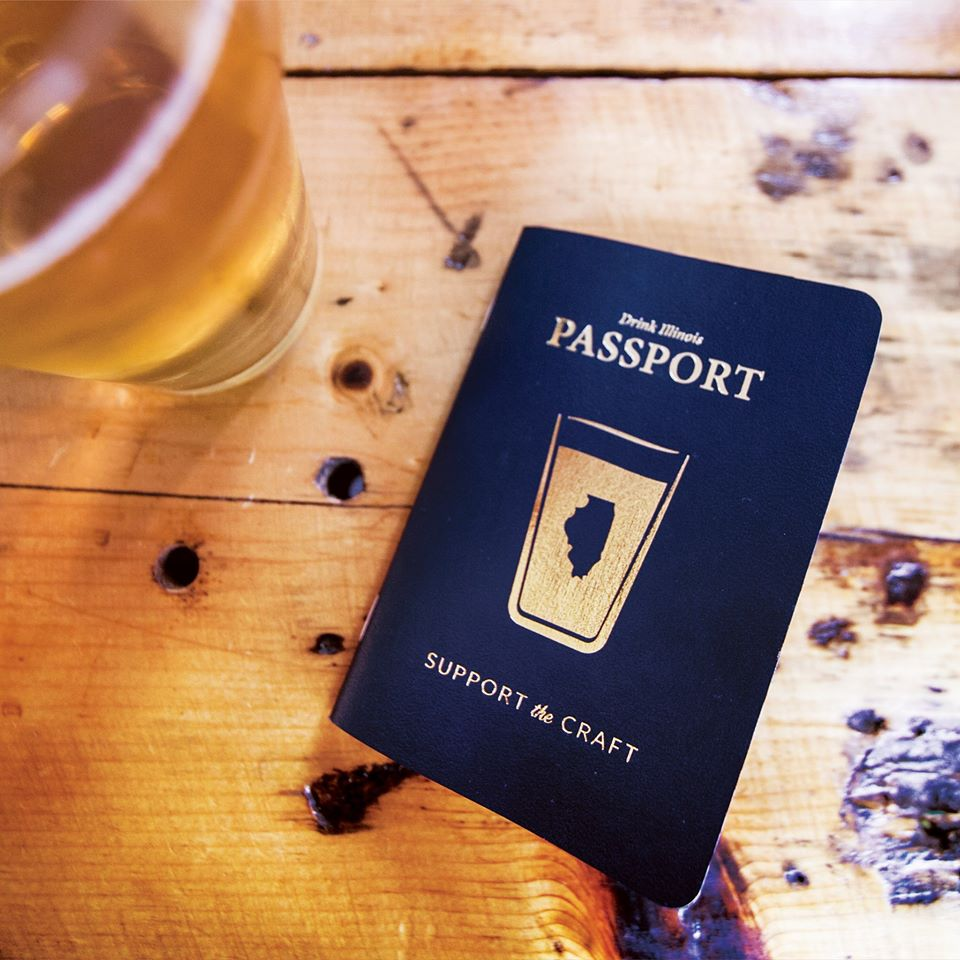Illinois Beer Passport
