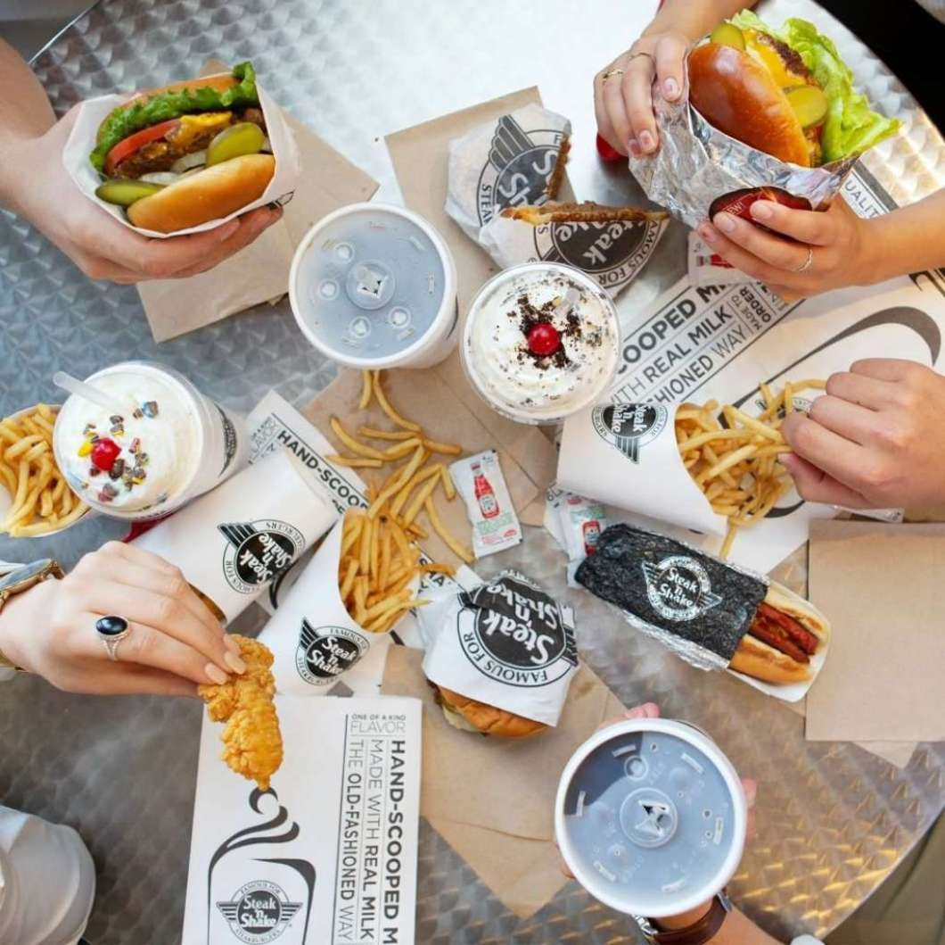 Photo Credit: Steak N' Shake Instagram