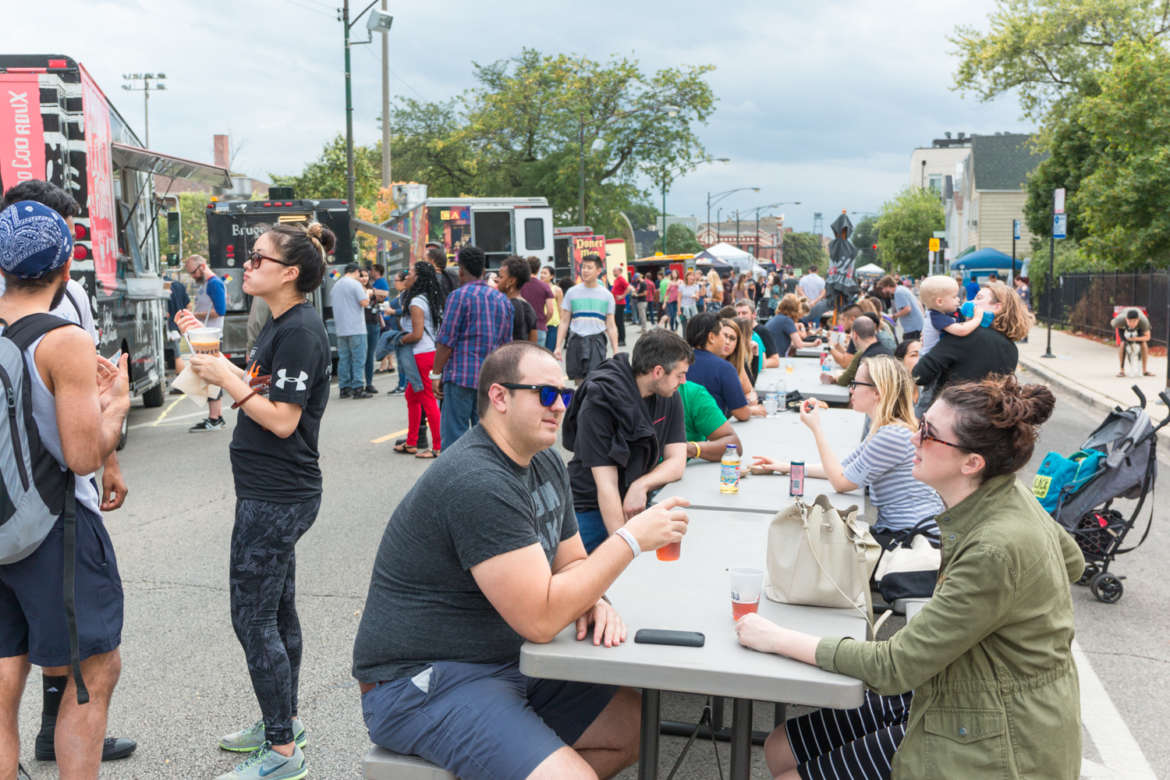 Food Truck Social & Art Walk