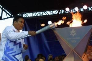 Muhammad-Ali torch