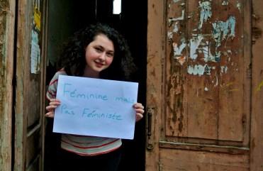 Guranda, Georgia- To be feminine but not feminist