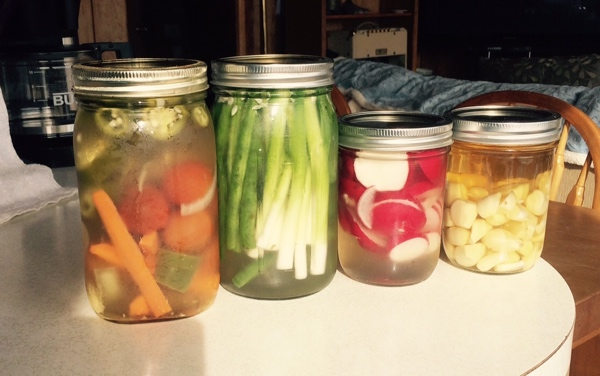 We can pickle that!