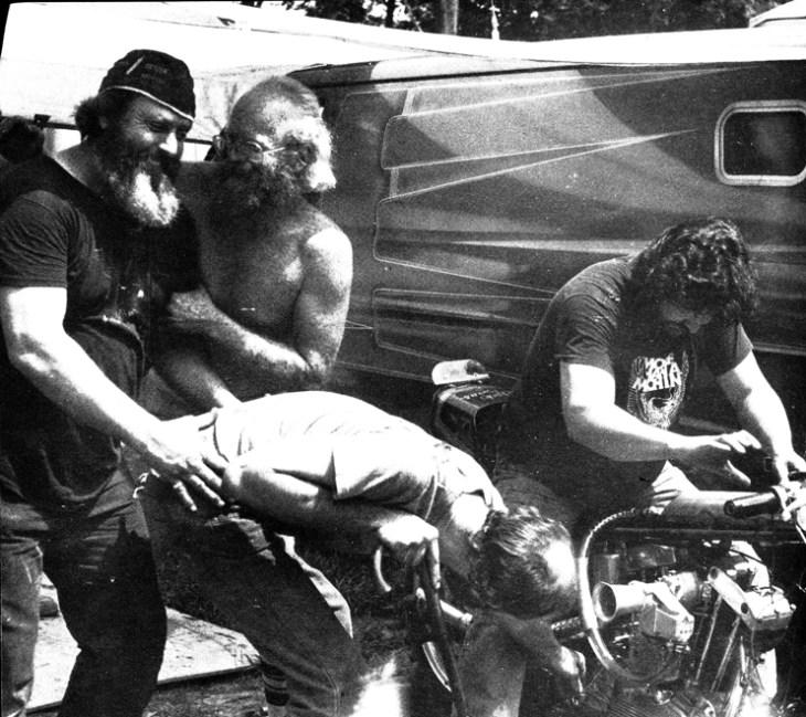 Fun stuff bikers