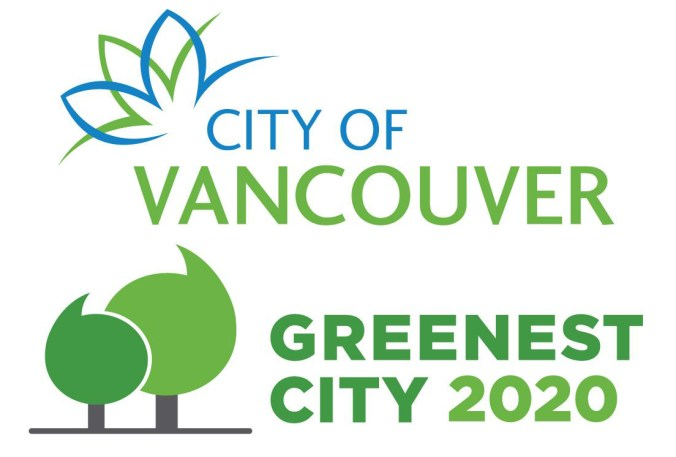 greenest city logo