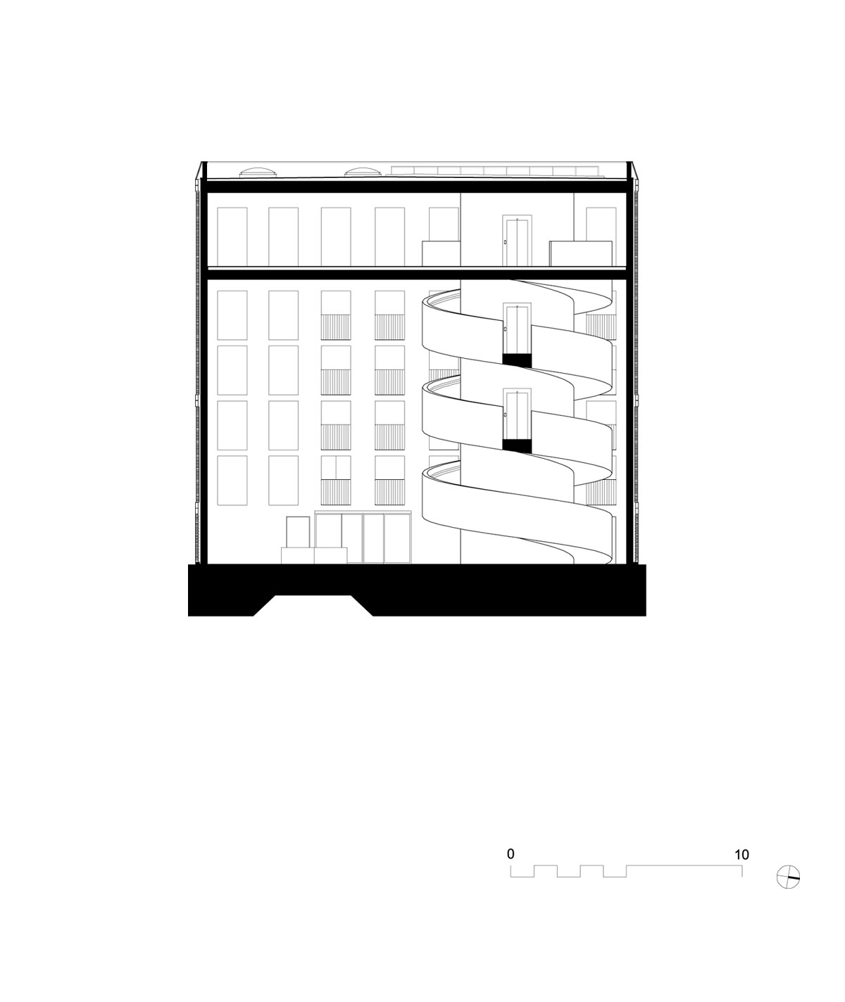 Archetype Square House Diagram