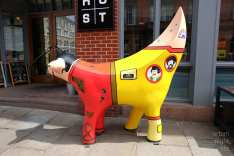 liverpool | 2 in 1, the beatles and the lambanana.