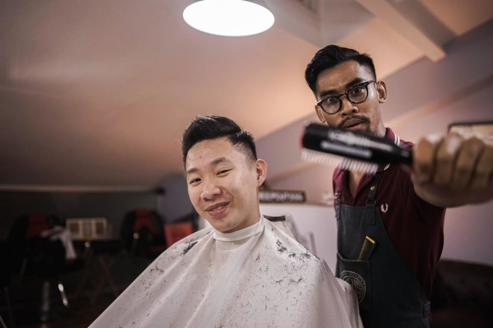 DeepCuts Barber's