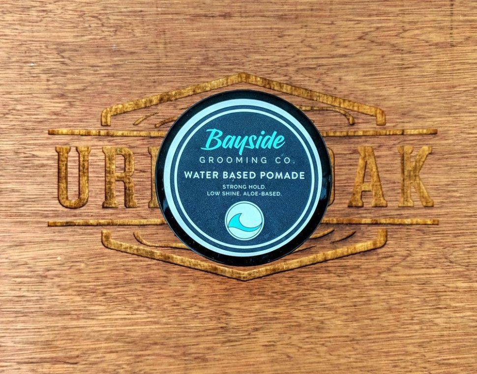 Bayside Grooming Co Water based Pomade