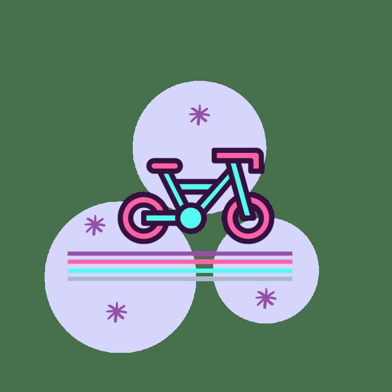 Ride A E bike