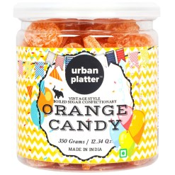 Urban Platter Orange Candy, 350g