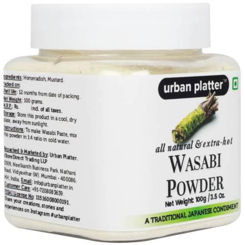 Urban Platter Pure Japanese Wasabi Powder, 100g