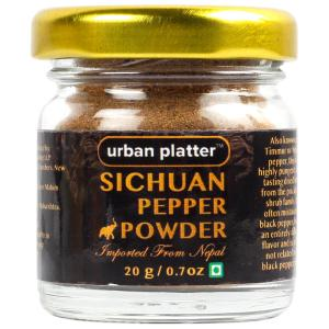 Urban Platter Sichuan Pepper corns powder, 20g / 0.7oz [Timmur Powder, Imported from Nepal]