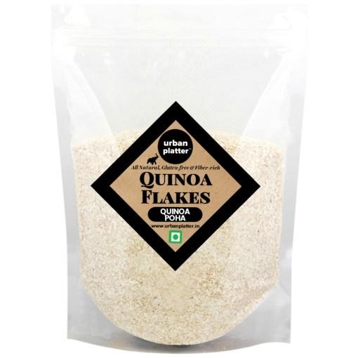 Urban Platter Quinoa Flakes, 1Kg