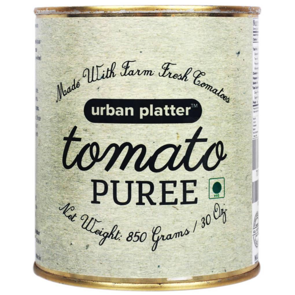 Urban Platter Tomato Puree Can, 850g