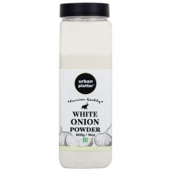 Urban Platter Dehydrated White Onion Powder, 400g