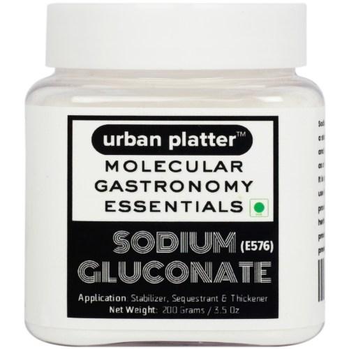 Urban Platter Sodium Gluconate Powder, 200g
