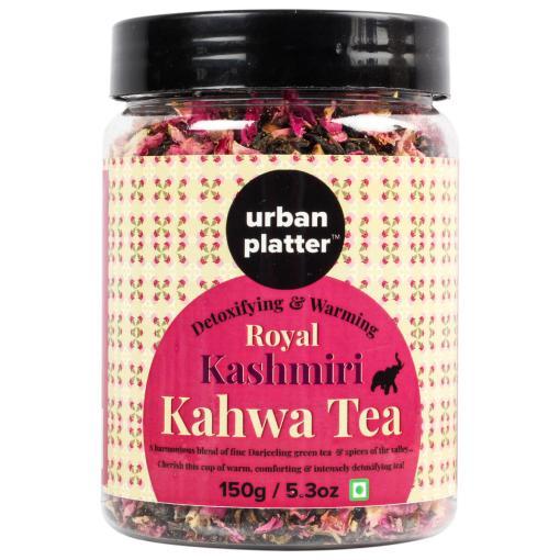 Urban Platter Royal Kashmiri Kahwa Tea, 150g