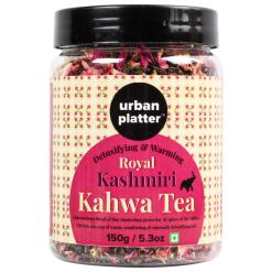 Urban Platter Royal Kashmiri Kahwa Tea, 150g