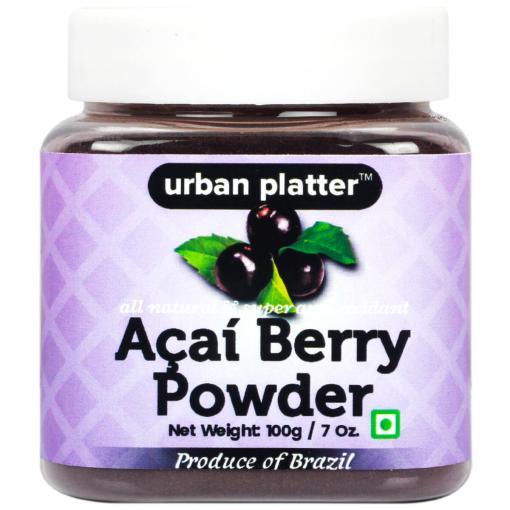 Urban Platter Acai Berry Powder, 100g
