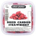Urban Platter Dried Strawberry Candy, 400g Tray