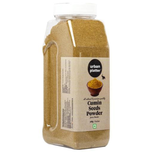 Urban Platter Cumin Seed Powder, 400g [All Natural & Premium Quality Jeera Powder]