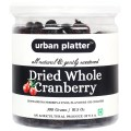 Urban Platter Dried Whole Jumbo Cranberry, 300g