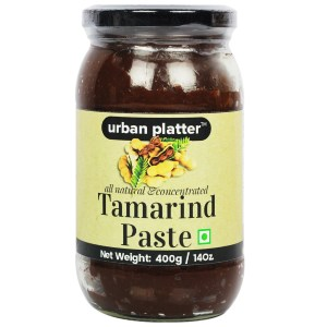 Urban Platter Pure Malabar Tamarind Paste, 400g [Concentrated paste, All-Natural]