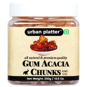 Urban Platter Gum Acacia Chunks (Jumbo Sized), 350g