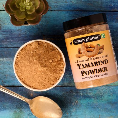 Urban Platter Spray Dried Tamarind Powder (Imli), 300g / 10.5oz [Tangy, Full Of Flavour, Natural Appetizer]