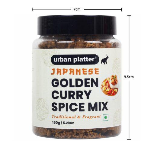Urban Platter Japanese Golden Curry Sauce Mix, 150g/5.3oz
