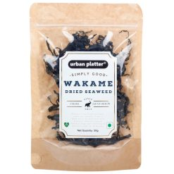 Urban Platter Wakame Seaweed, 50g / 1.7oz [Low Fat, Source of Protein, High Fibre]