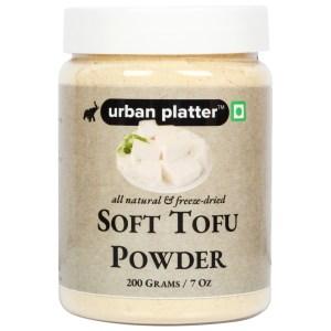 Urban Platter Freeze-Dried Soft Tofu Powder, 200g / 7oz [Protein Rich]