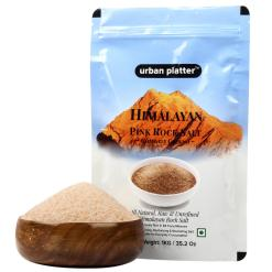 Urban Platter Pink Himalayan Rock Salt Powder, 1Kg