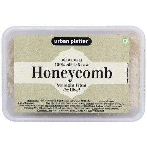 Urban Platter Honeycomb, 600g [All Natural, 100% Edible & Raw, Straight from the Hive!]