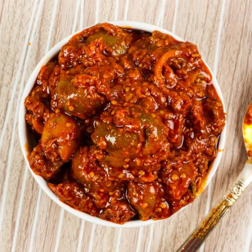 Urban Platter Gunda Keri Pickle, 350g [Manjack Berry and Mango Pickle]